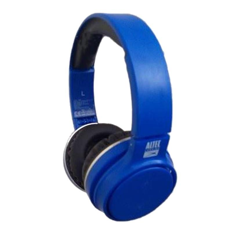 Altec Lansing Ring N Go Bluetooth Headphone - Navy Blue