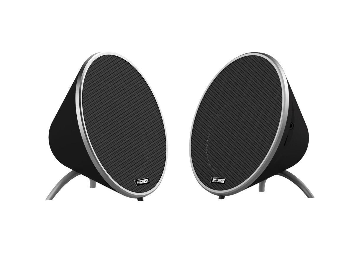 Altec Lansing Twin Bluetooth Speaker - Black