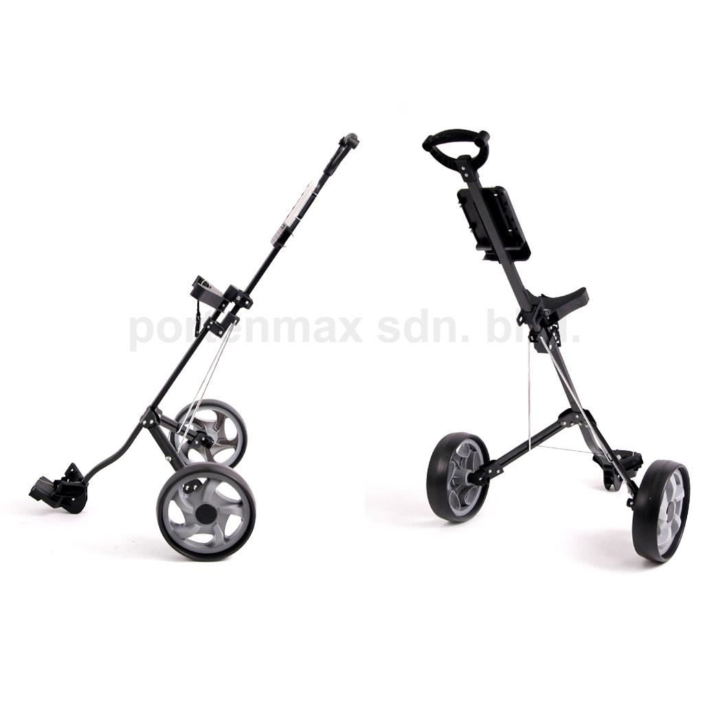 Aluminium Golf Pull CartGolf Trolley PM800-3