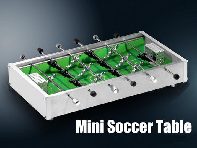 Aluminium Mini Footballset