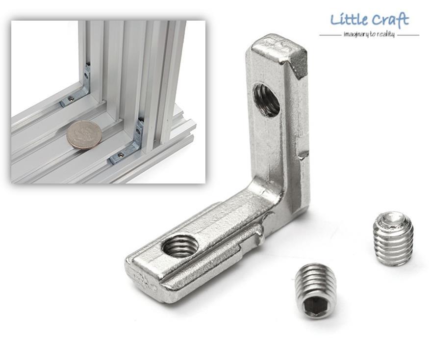 aluminium profile inner corner l bra end 3 21 2020 8 15 pm. Black Bedroom Furniture Sets. Home Design Ideas