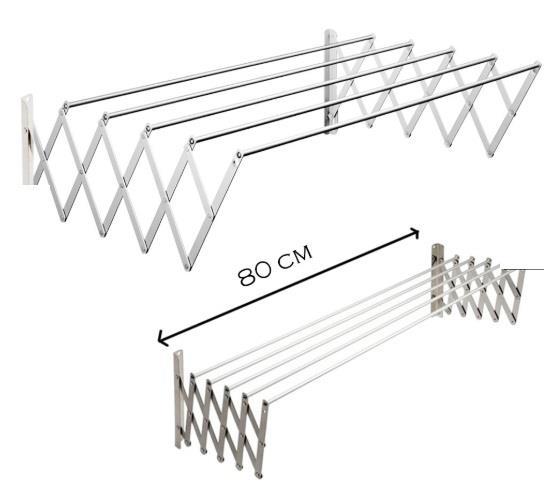 Image result for hangar telescopico aluminium 5 x 100cms