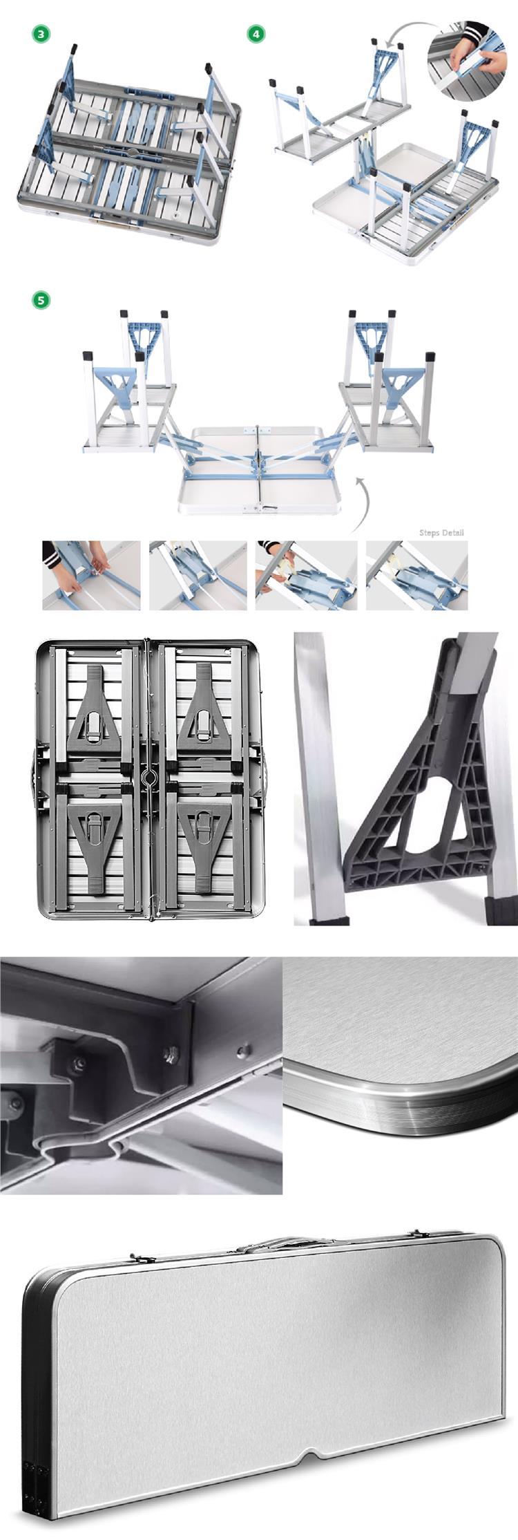 Aluminium Suitcase Camping Picnic Fo End 5 16 2020 9 15 Am