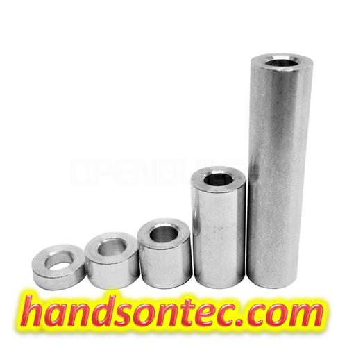 Round Aluminum Spacers/Length: 3~9mm
