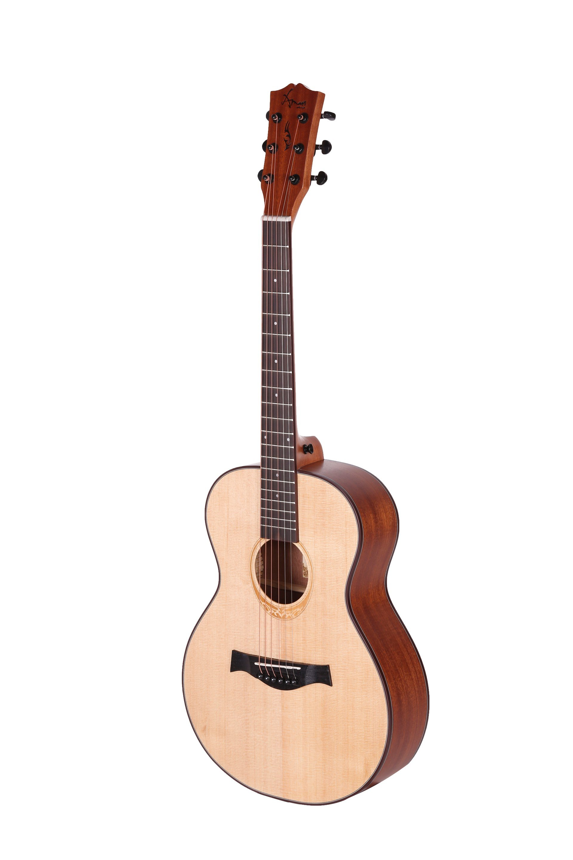 amari am mini acoustic guitar fre end 10 3 2021 12 00 am. Black Bedroom Furniture Sets. Home Design Ideas