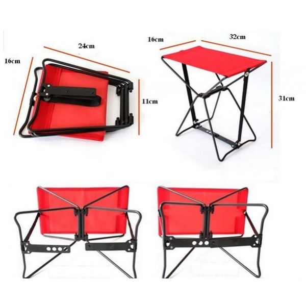 Amazing Pocket Chair Red Color