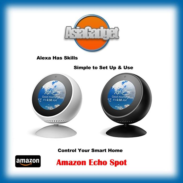 Amazon Echo Spot FREE Sandisk Ultra 32GB SDHC