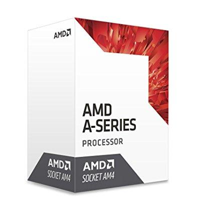 AMD A6 9500E - Base Clock 3GHz /Max Boost Clock 3.4GHz