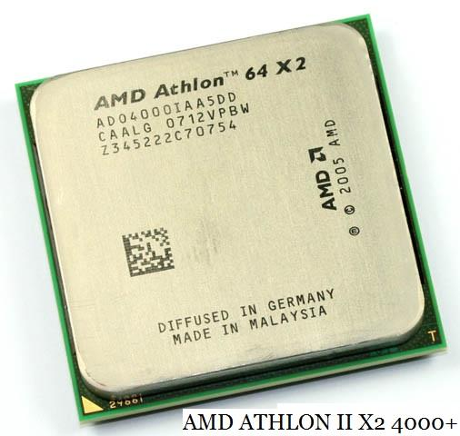 AMD Athlon64 x2 Processor 4000+ (Bulk Purchases Welcome to nego)
