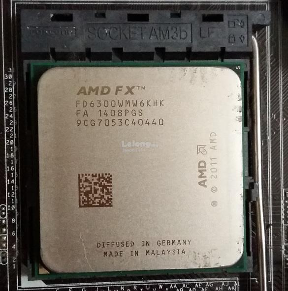 Amd Fx 6300 3 5ghz Socket Am3 6 Cor End 1 18 2018 7 43 Am
