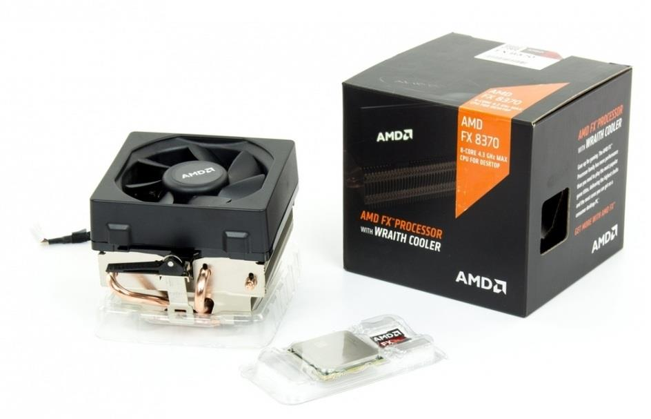 AMD FX-8370 VISHERA 8-CORE 4 0GHZ SOCKET AM3+ DESKTOP PROCESSOR