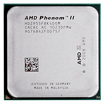 AMD PHENOM 2 X4 955 WINDOWS DRIVER