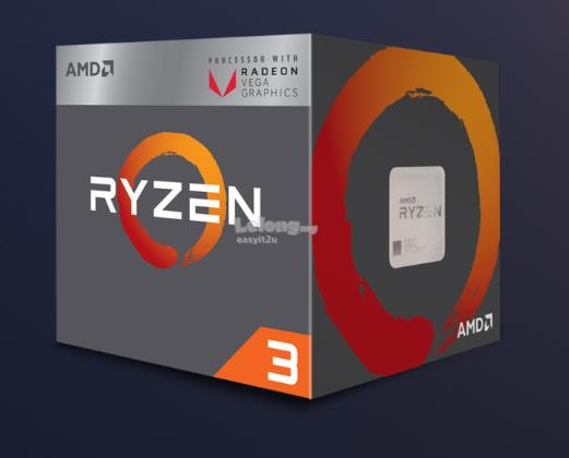 AMD RYZEN 3 2200G 3.5GHZ SOCKER AM4