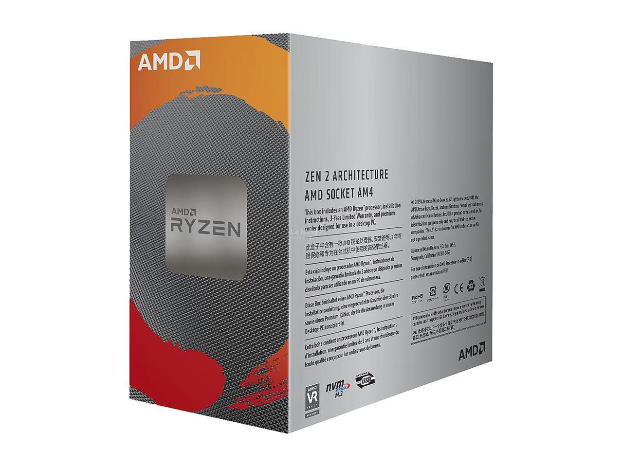 # AMD Ryzen 5 3600 Processor # FREE SHIPPING NATIONWIDE