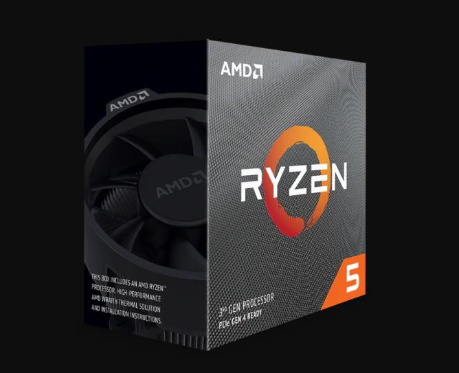 AMD Ryzen™ 5 3600 Socket AM4 Processor