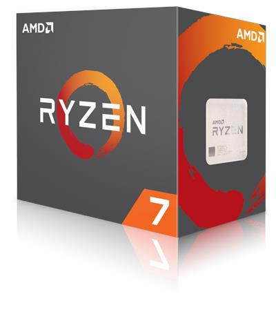 # AMD RYZEN™ 7 1700 / 1700X / 1800X 8C/16T CPU # AM4