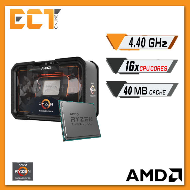 AMD Ryzen Threadripper 2950WX Deskt (end 8/10/2021 12:00 AM)