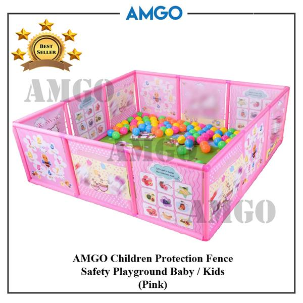 Amgo Baby Safety Play Yard Safety P End 10 25 2019 3 15 Pm