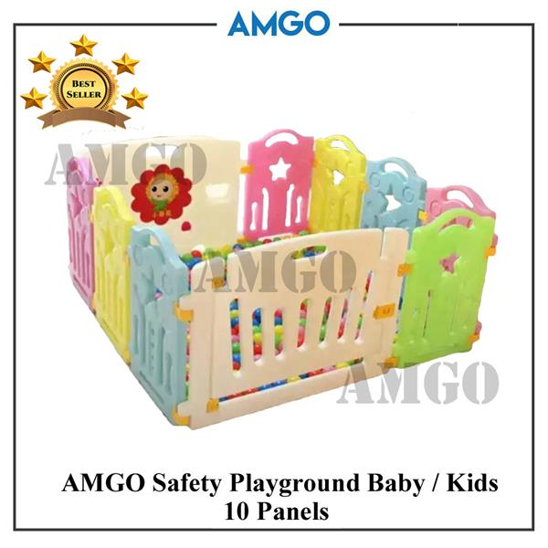 Amgo Children Baby Safety Gate Play End 10 25 2019 4 15 Pm