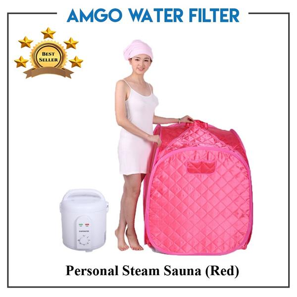 AMGO Portable Steam Sauna 9005 [RED]