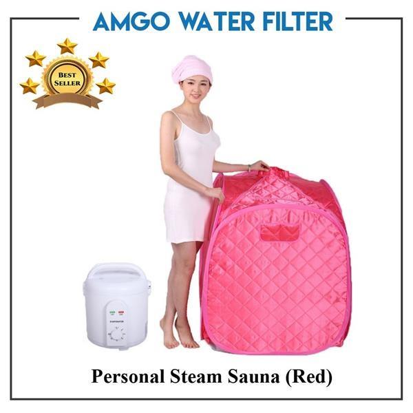 AMGO Portable Steam Sauna 9005 only [RED]