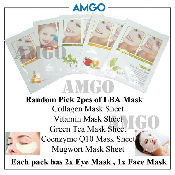 AMGO Portable Steam Sauna 9007 [FREE 2 PACK LBA MASK]