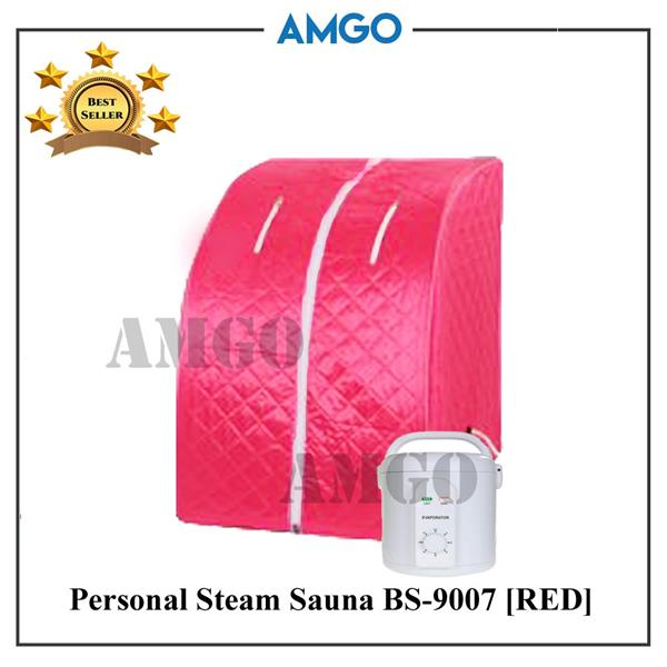 AMGO Portable Steam Sauna 9007 [RED]