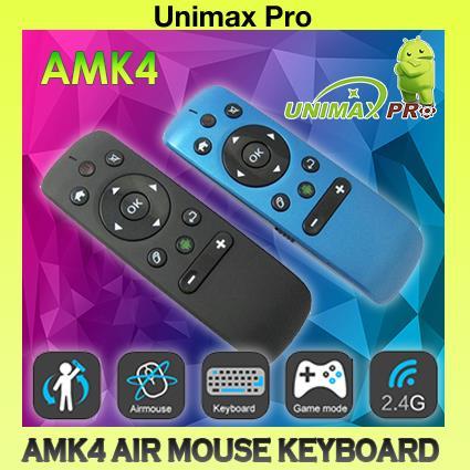 AMK4 AIR MOUSE KEYBOARD - CS918 M8S ZIDOO HIMEDIA TV BOX MI XIAOMI