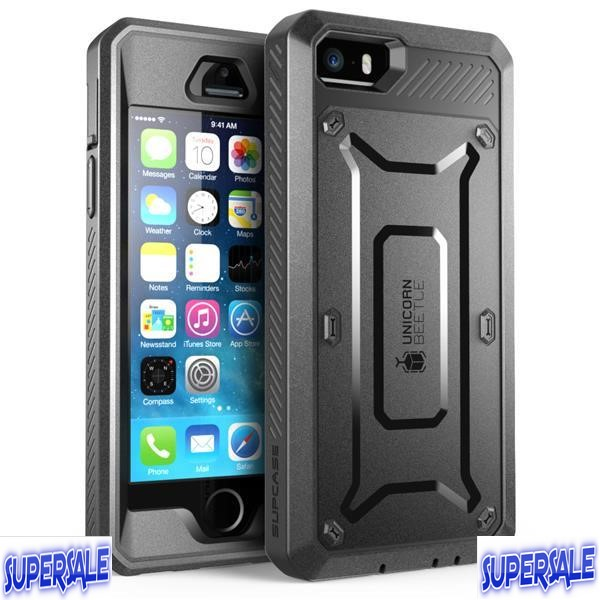 Though Amour Drop Proof Casing Case Cover for iPhone 5