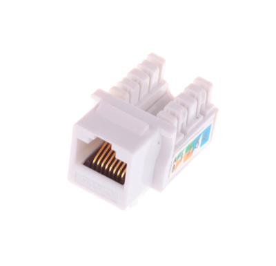 Amp UTP Cat5E 8p Modular Jack Connector RJ45 Networking