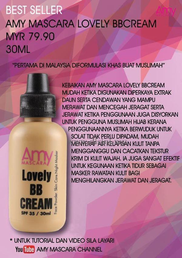 Amy Mascara - Skin Care Foundation Finishing Powder SPF 35