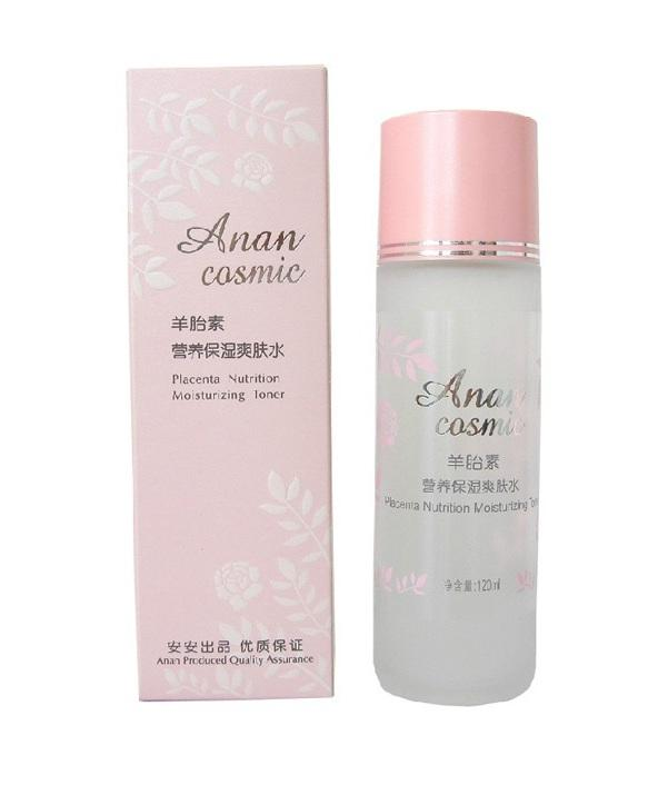 Anan Cosmic Placenta Nutrition Moisturizing Toner 120ml