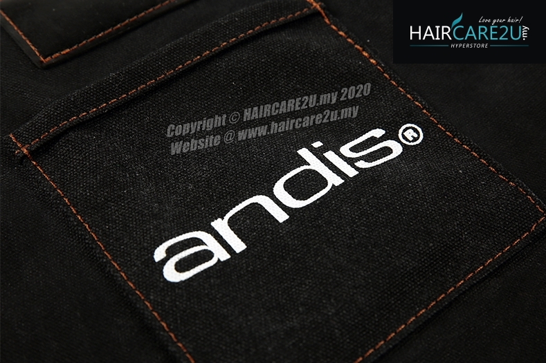Andis Nation Denim Apron Stylist Cloth