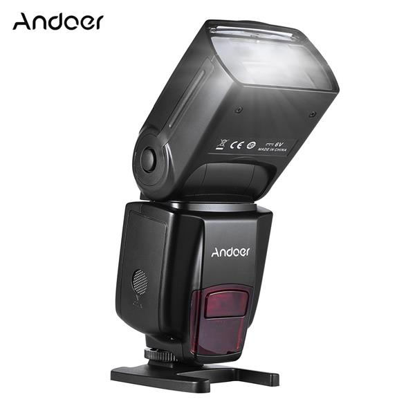 Andoer AD560 IV 2.4G Wireless Universal On-camera Slave Flashes