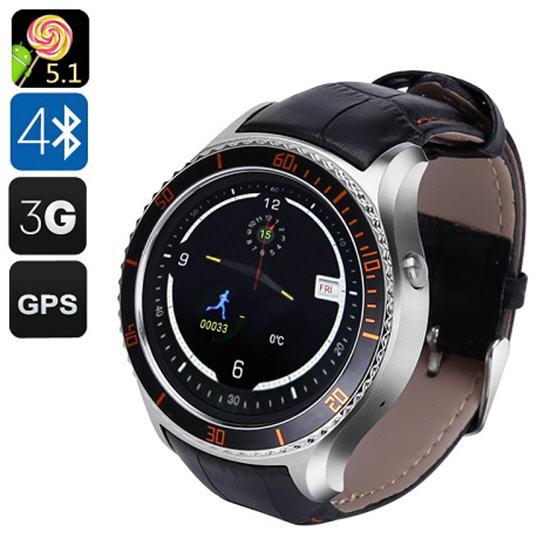 Android Smart Watch with GPS and ...(WP-I2).