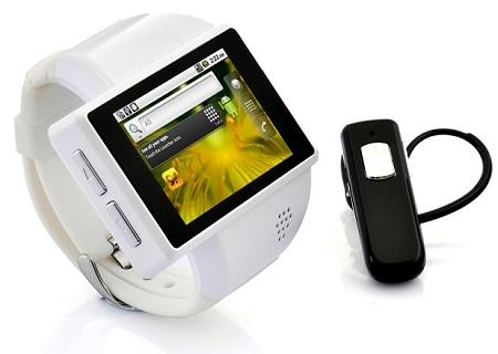 Android Smartphone Watch With Camera+Wifi (WP-Z1B).