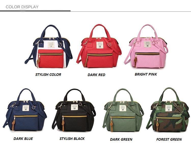 Anello Women Backpack Handbag Travel Sling Bag Japan Malaysia Bags JP 3c1f57bdd49e4