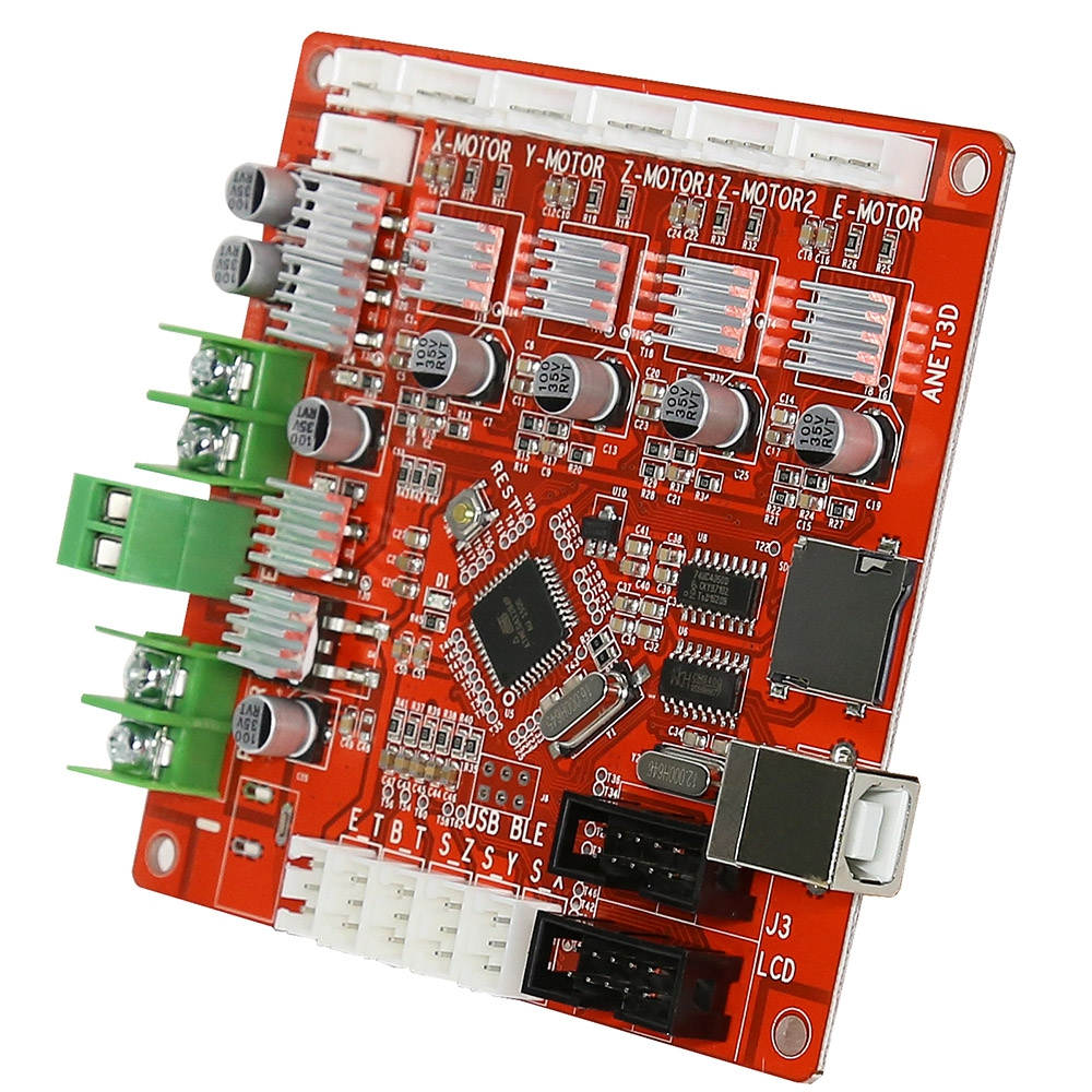ANET V1.0 RAMPS1.4 3D PRINTER CONTROLLER BOARD FOR A8