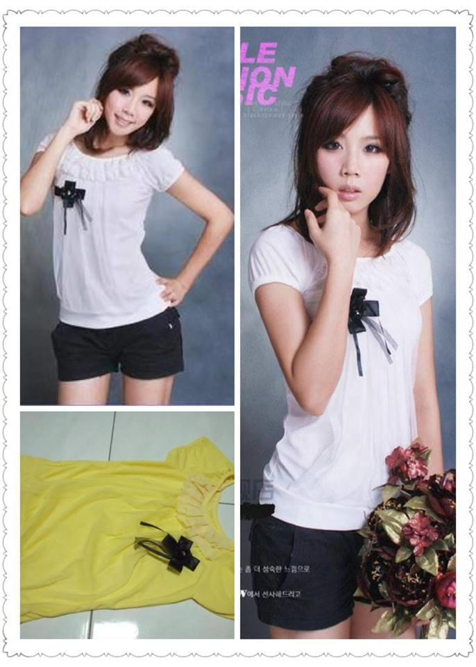 Angel Fashion  3-12 blouse