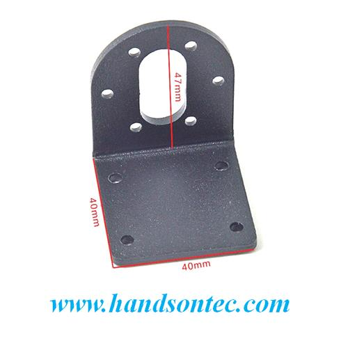 Right Angle Bracket for JGB37 Gear Motor
