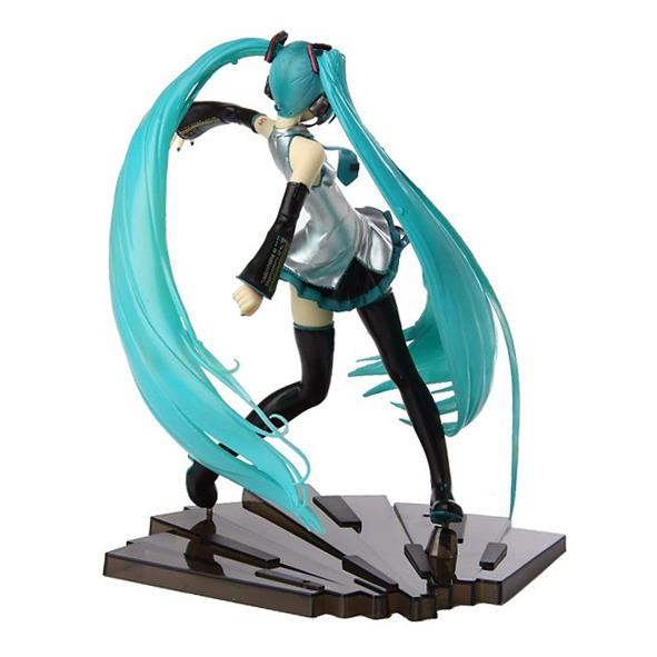 Anime Action Figure Hatsune Miku from Vcaloid 1/7 Scale