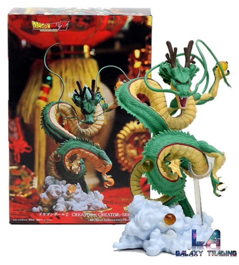 Anime Dragon Ball Z Creator X Creator Shenron Dragon Collection 16cm