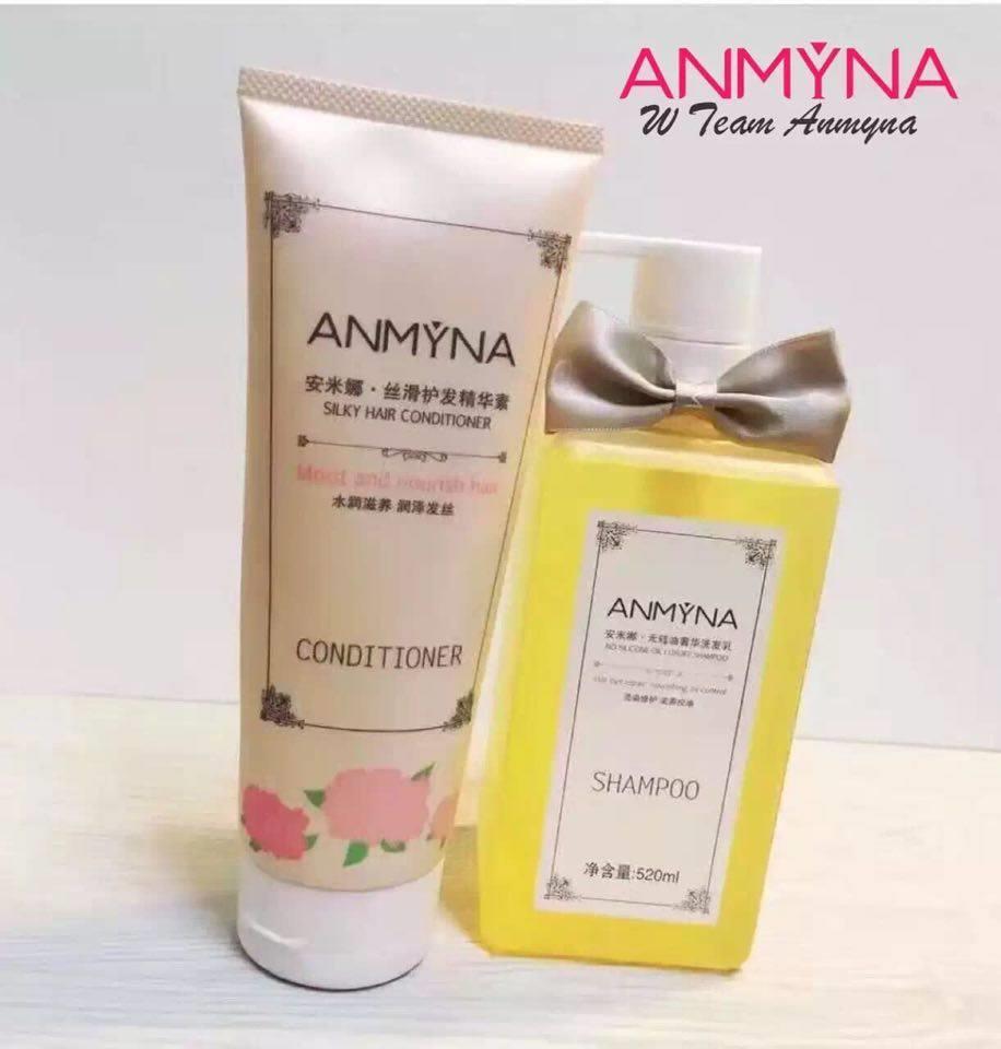 silicium shampoo