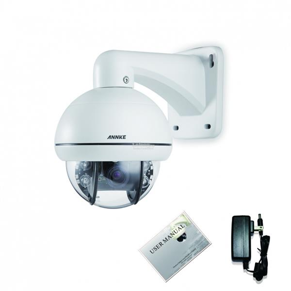 ANNKE 2.1MP 3X Zoom 1080P Weatherproof PTZ  CMOS Sensor Camera