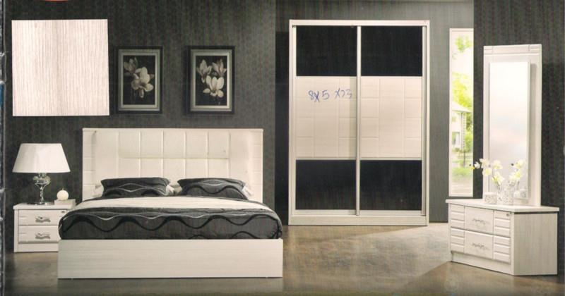 ansuran bulanan murah BEDROOM SET model - NT2309