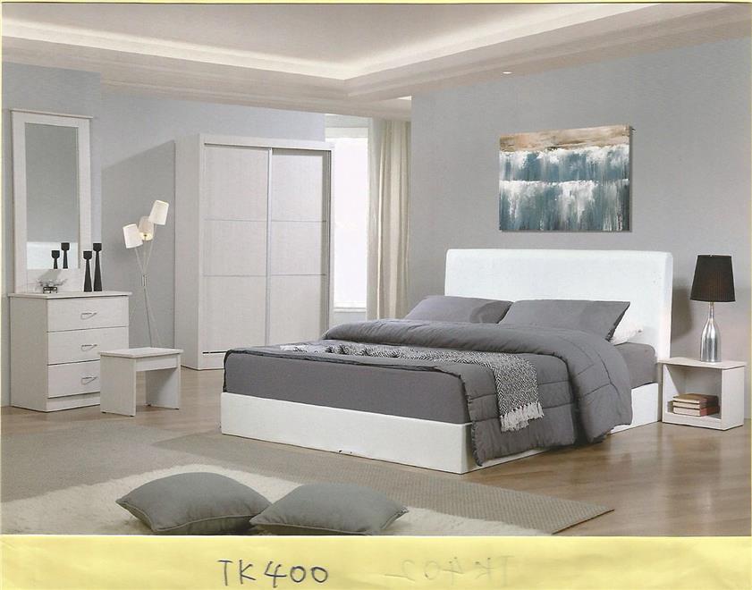 Ansuran Bulanan Murah Set Bilik Tidur 5 Dalam 1 Model Tk400