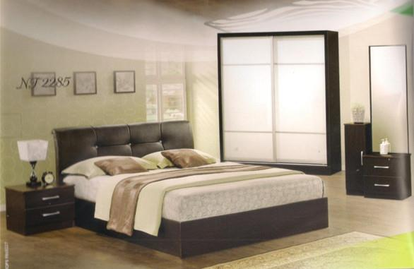 Ansuran Murah Set Bilik Tidur 5 Dalam 1 Model Nt2282