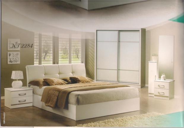 Ansuran Murah Set Bilik Tidur 5 Dalam 1 Model Nt2284