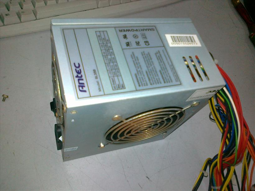Antec SL350 350Watt Power Supply 041011