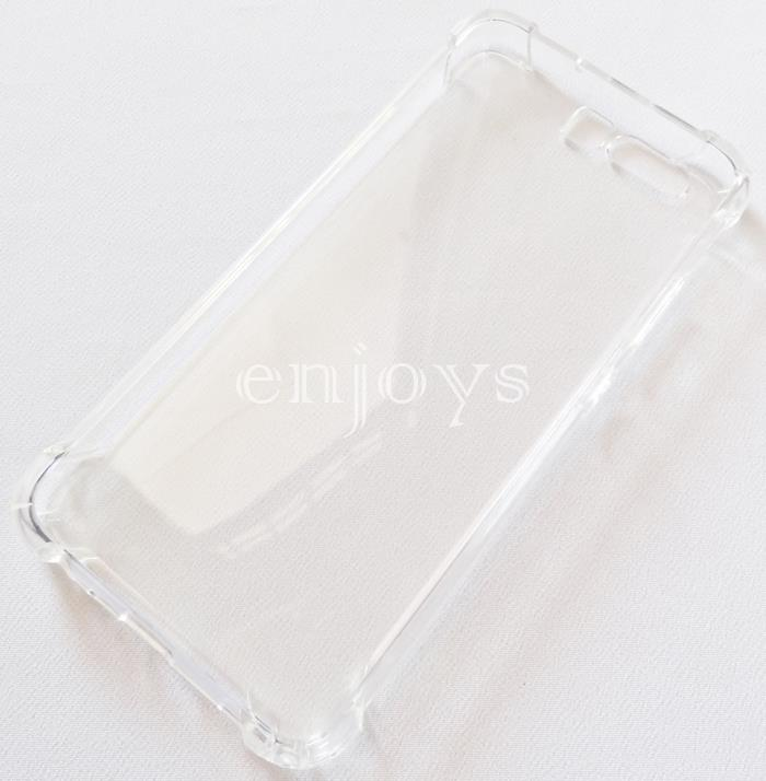 Anti DROP SHOCK Clear Silicon TPU Safety Case Huawei P10 (5.1) *XPD